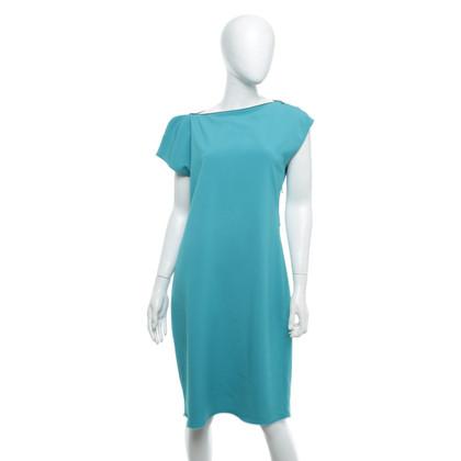 Elie Tahari Turquoise jurk