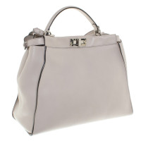 "Fendi ""Peekaboo Large"" in cream"