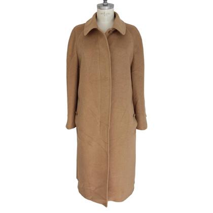 Burberry Burberry vintage wool beige coat