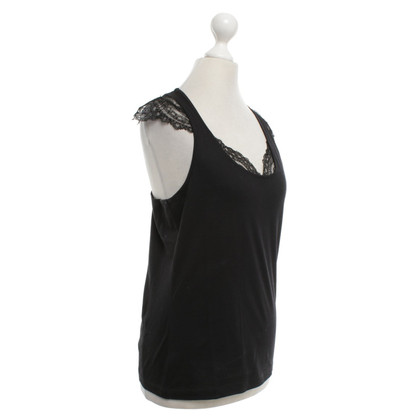 Balenciaga Tank top in black