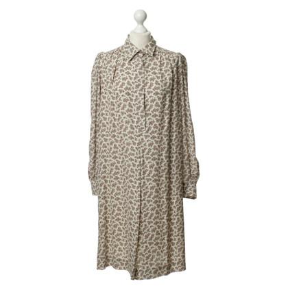 Chloé Paisley patroon overhemd jurk