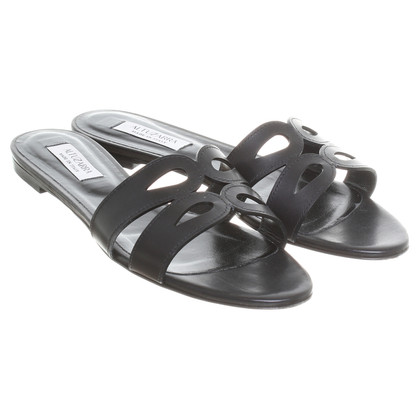 Altuzarra Sandale in Schwarz