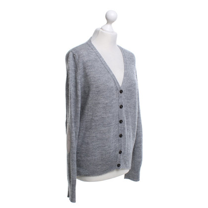 Marc Cain Cardigan in mottled grey