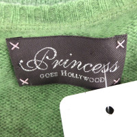 Princess goes Hollywood Kaschmirpolluver mit Print