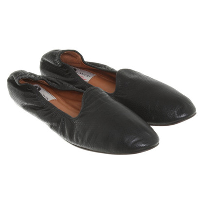 Lanvin Leather ballerinas
