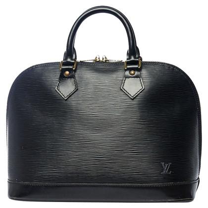 """Louis Vuitton """"Alma PM Epi Leather"""""""