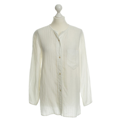 Isabel Marant Etoile Bluse in Cremeweiß