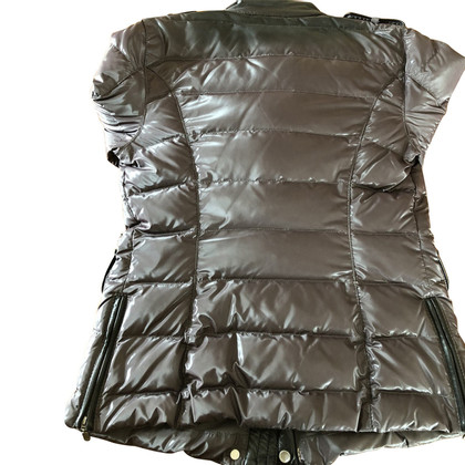 Belstaff Down jacket in biker style