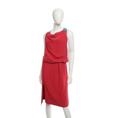 Louis Vuitton Kleid Mit Tiefem Ruckenausschnitt Second Hand Louis