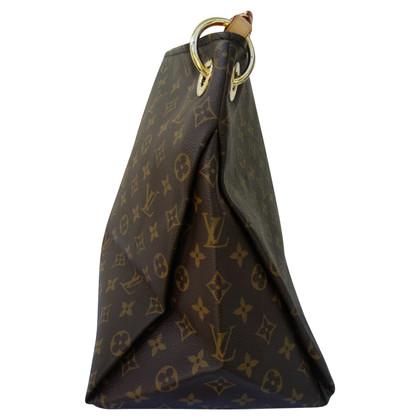 "Louis Vuitton ""Artsy MM Monogram Canvas"""