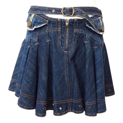 Just Cavalli Denim skirt