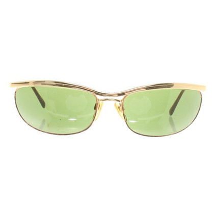 Armani Gold colored sunglasses