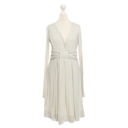 Twin-Set Simona Barbieri Jersey-Kleid in Beige