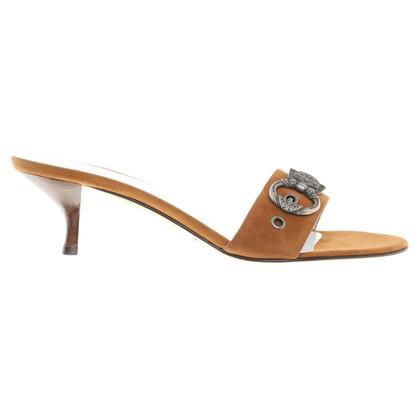 Dolce & Gabbana Sandals Suede