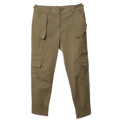 Diane von Furstenberg Cargo pants in khaki