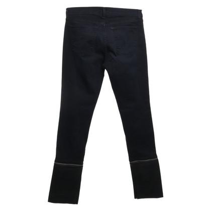 J Brand Jeans met afneembare zoom
