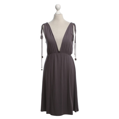 Patrizia Pepe Summer Dress in Taupe