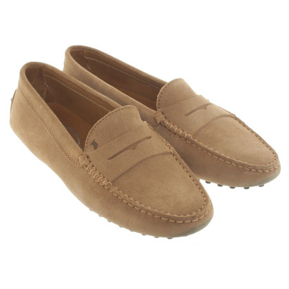 Tod's Wildleder Loafer