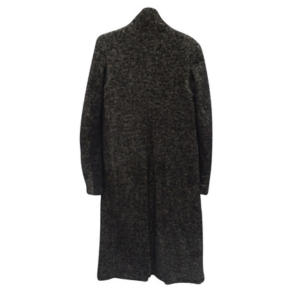 Rick Owens asymmetrische coat