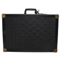 MCM Travel suitcase in black