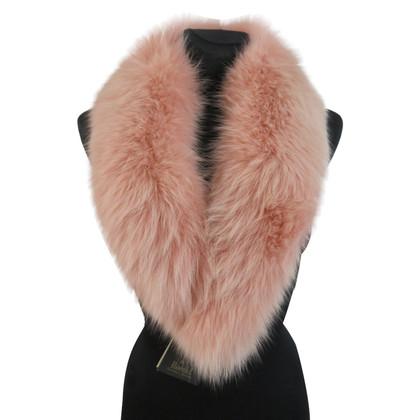 Roeckl collo di pelliccia di volpe