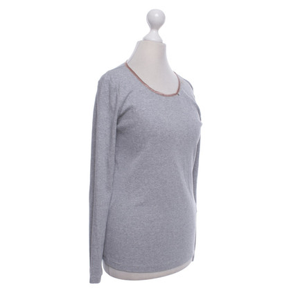 Fabiana Filippi top in grey