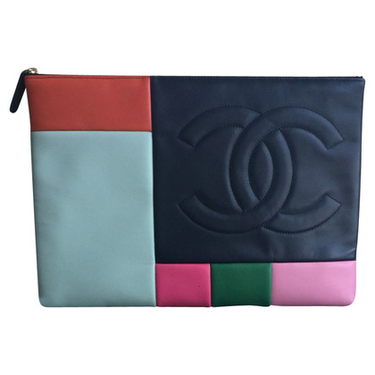 Chanel clutch in Multicolor
