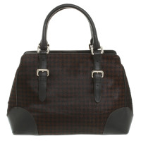 Giorgio Armani Handbag with pony skin