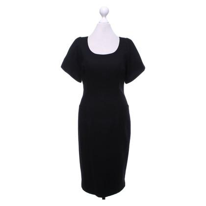 Goat Dress in black