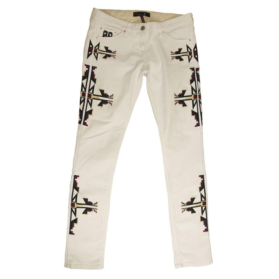 Isabel Marant White Trousers