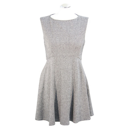 French Connection Kleid in Grau