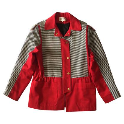 Kenzo Manteau rouge