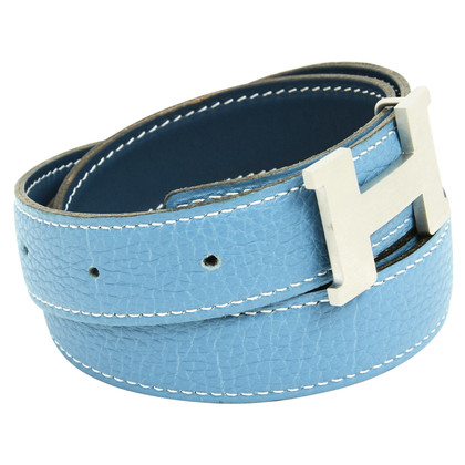 Hermès Belt with H buckle