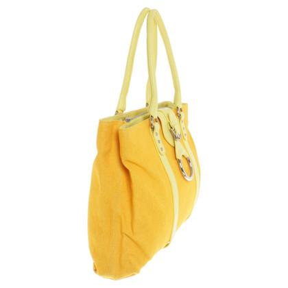 Dolce & Gabbana Handtasche in Gelb