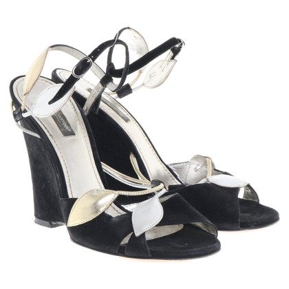 Dolce & Gabbana Sandals in black