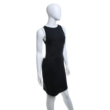Versace Sportieve jurk met uitsparingen