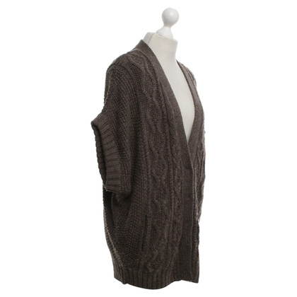 Paul & Joe Cardigan en gris