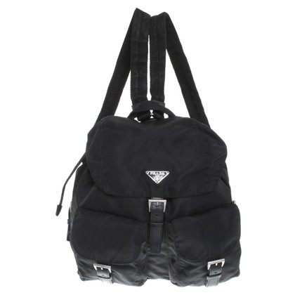 Prada Zaino in Black