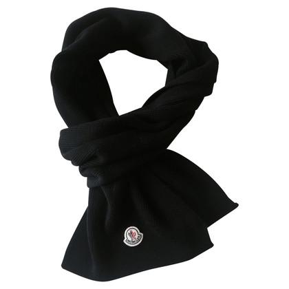Moncler foulard noir