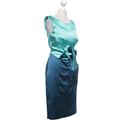 Karen Millen Dress in turquoise