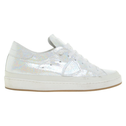 "Philippe Model ""Classic Lakers B D Laser Bianco"""