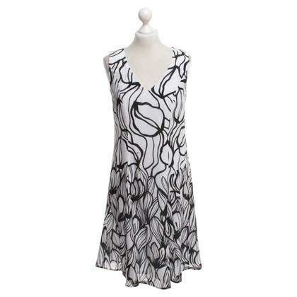 Luisa Cerano zijden jurk
