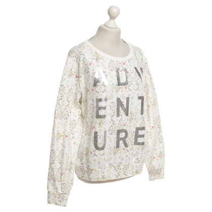Closed Sweater mit Blumen-Muster