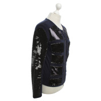Marc Cain Jacket with sequin trim