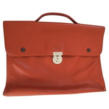 Longchamp Borsa in arancione