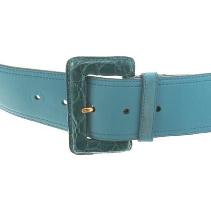 Prada Belt in blue