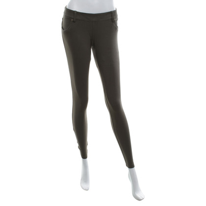 Elisabetta Franchi Leggings in khaki