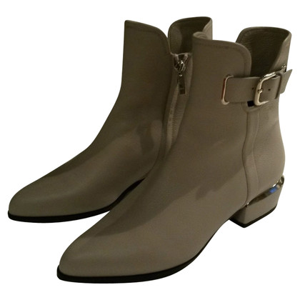 Laurèl Boots in Grijs