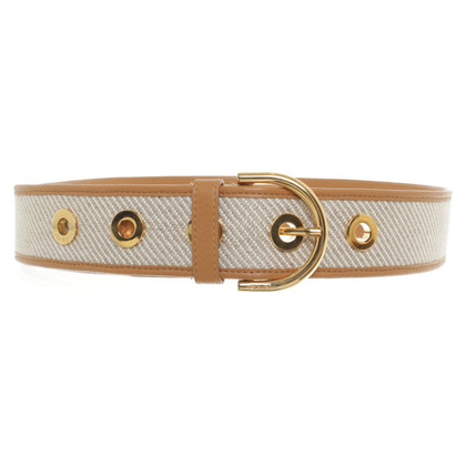 Loro Piana Belt in Beige