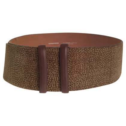 Borbonese Leather belt